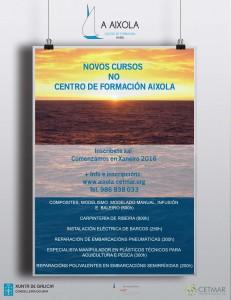 Poster Aixola Calidad baja